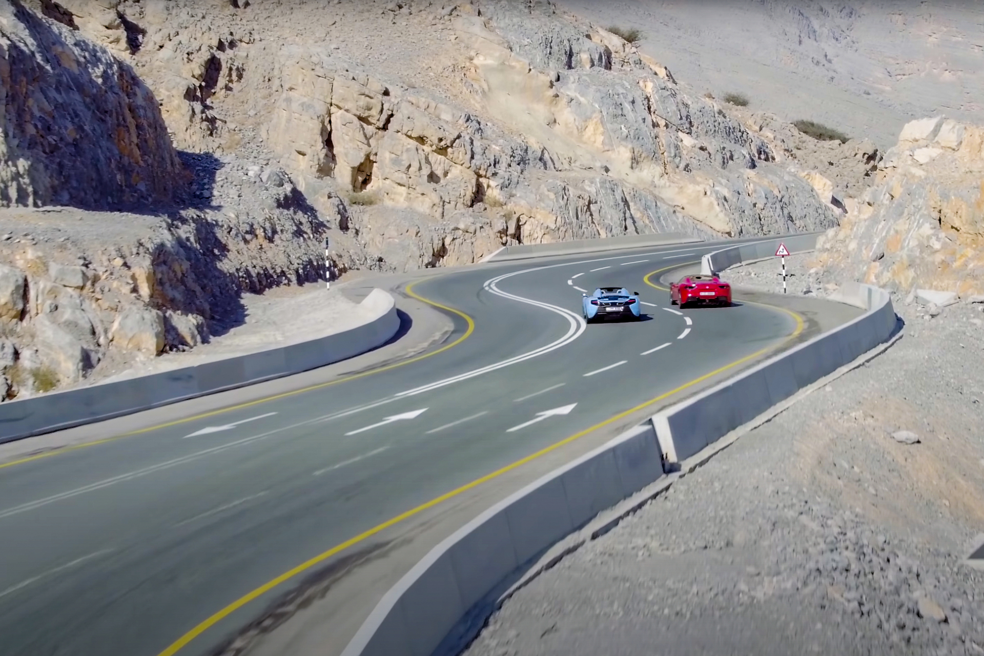 Best Driving Road In the World