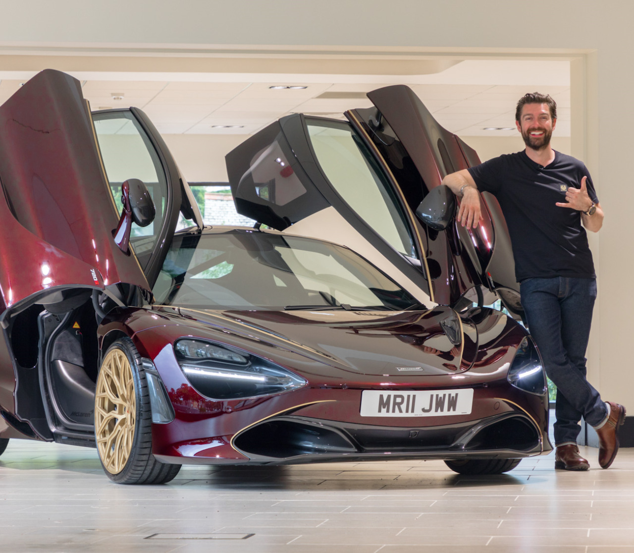 New Car 720S Images